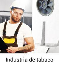 Industria de tabaco u otro-100