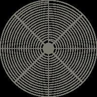 Rejilla frontal 714 - 716